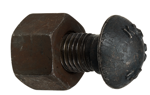 Stangenbout M20*50mm incl. moer- 5.6- zwart- 023330 & 023331