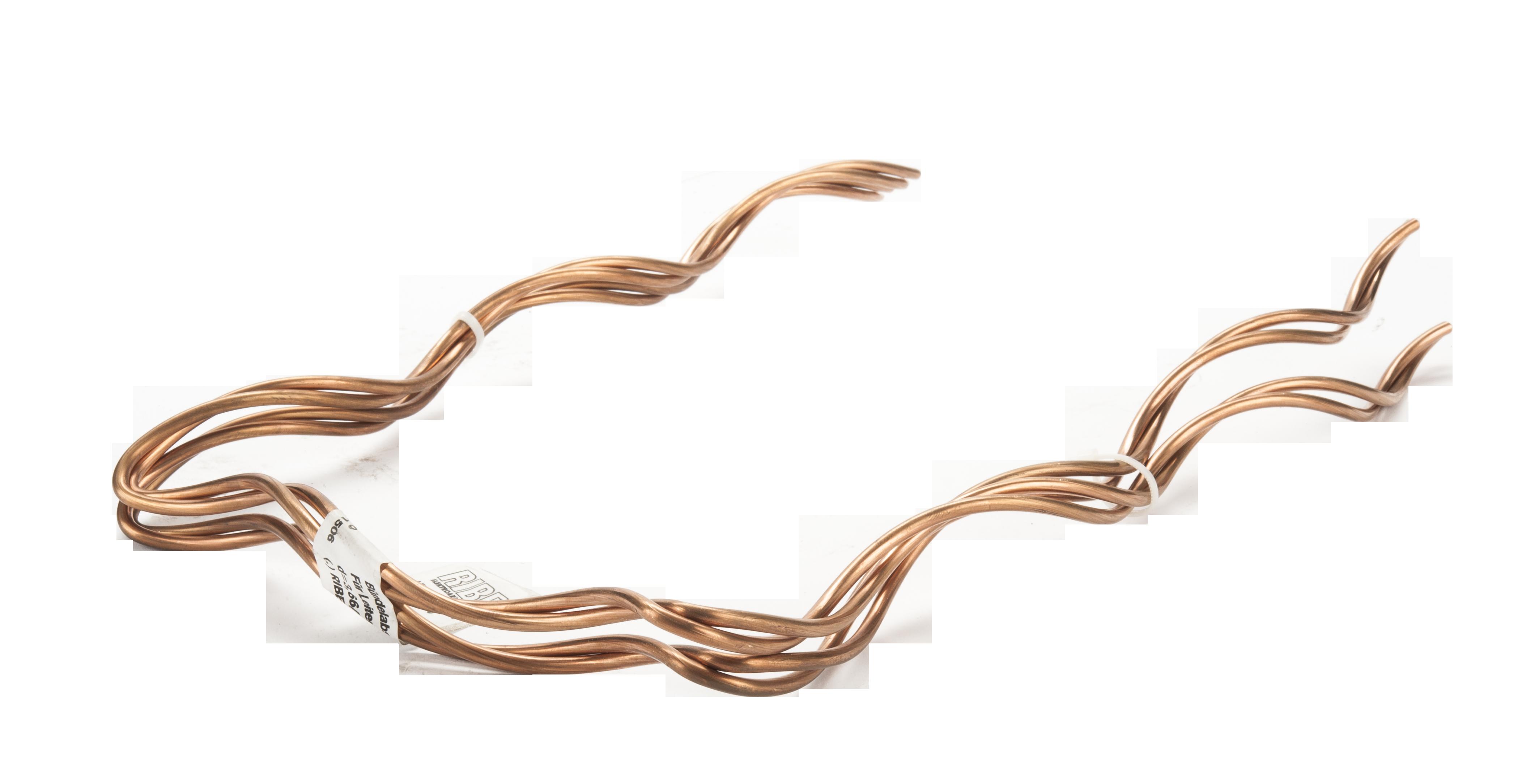 Spiraal afstandhouder (set 2 stuks)