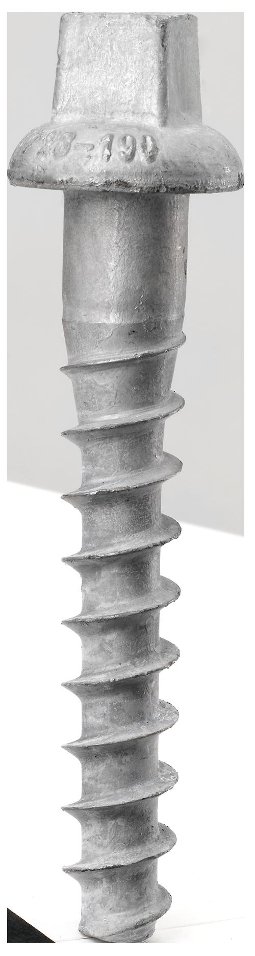 Bout- kraag- vlak/rond onder kop- 23*170mm
